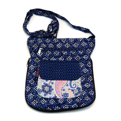 Shoulder bag NijensMatcka blue 4B