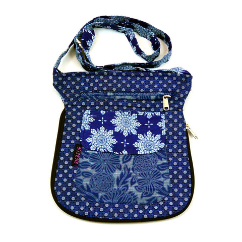 Shoulder bag NijensMatcka blue