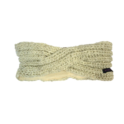 Nijens headband new wool NJ-Matar 40 mother-of-pearl