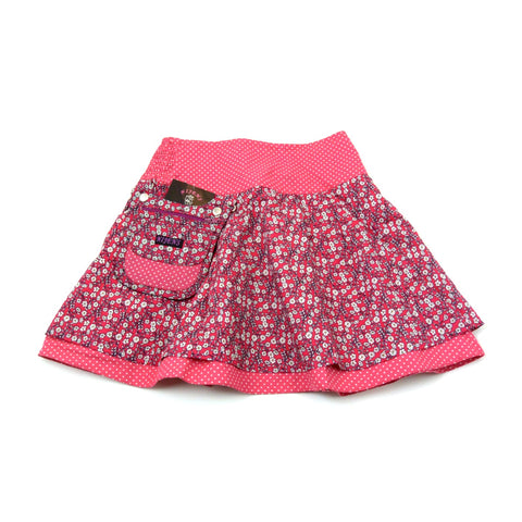 Children's skirt with removable pocket for girls cotton Berlin Nijens photo
