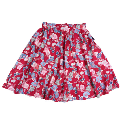 Nijens summer skirt NJ-Tatiana Solo summer flowers offer
