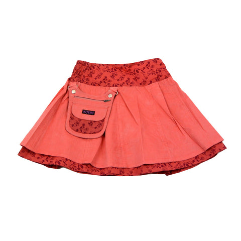 NEW Children's skirt Nijens Mini-Pavlana Corduroy-4