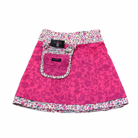 Beautiful cotton skirt for girls, ideal for school, everyday life, family celebrations