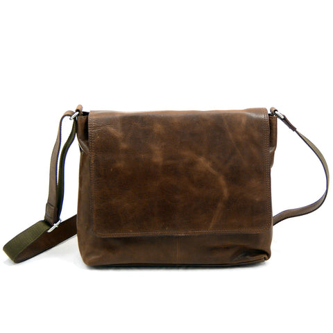 Leather bag NijensNJ-01 OAK