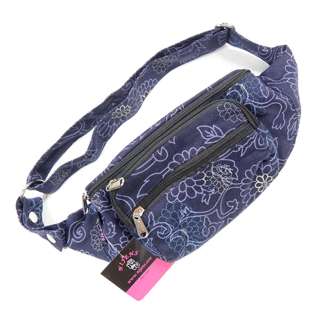 Doggie Bum Bag purple present idea dogs lover