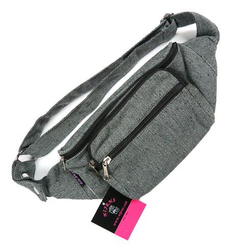Bum-Bag dog lovers Nijens Torino Two-Tone Gray