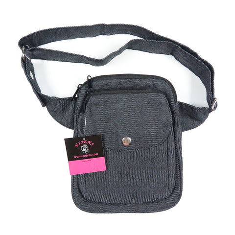 Walker bag Hundefreunde NJ-Freiburg Denim 001