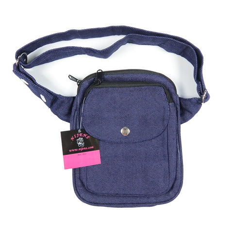 Bum bag Hundefreunde NJ-Freiburg Denim 02