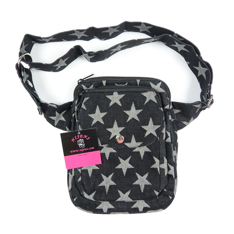 Bum bag Hundefreunde NJ-Freiburg Denim 1005