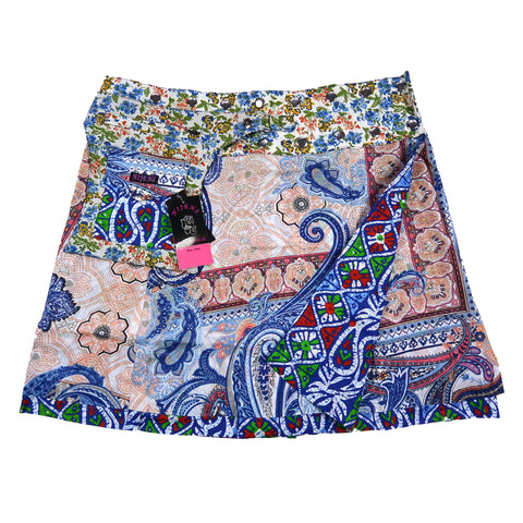 Nijens Wrap Skirt Paisley India Cotton Sale