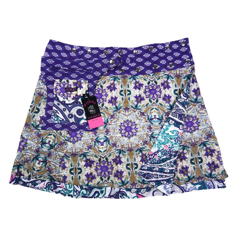 Nijens skirt cotton lavender