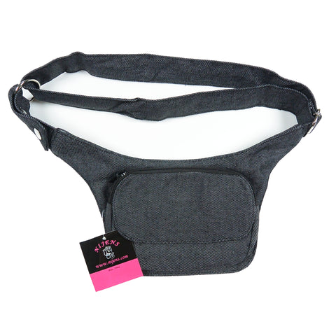 Bum bag for dog lovers NijensMainz Denim 01