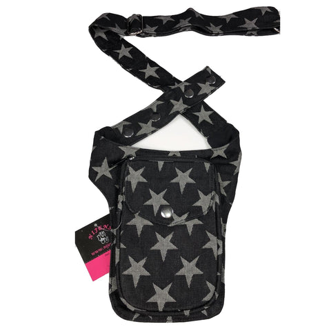 Hip Bag Denim Stars Nijens Hamburg Hundefreunde