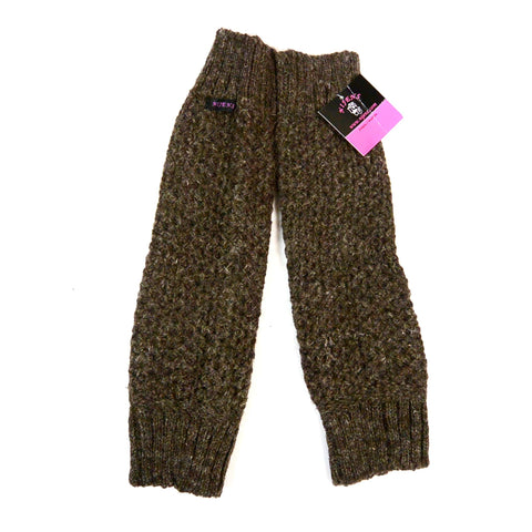 Nijens gauntlets NJ-Oryom-Dance 18 wool brown
