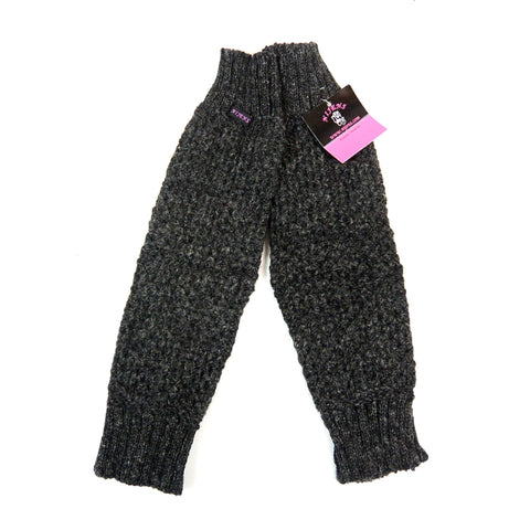 Nijens gauntlets NJ-Oryom-Dance 20 wool charcoal