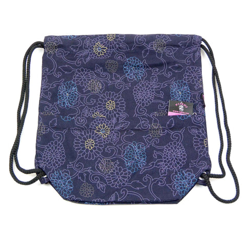Backpack NijensPeethoo Bag purple-24