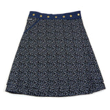 Winter skirt NijensRocksana Tweed Midi-13