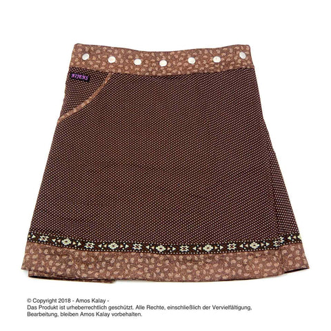 NijensRocksana Long NEW brown Dot-W-36