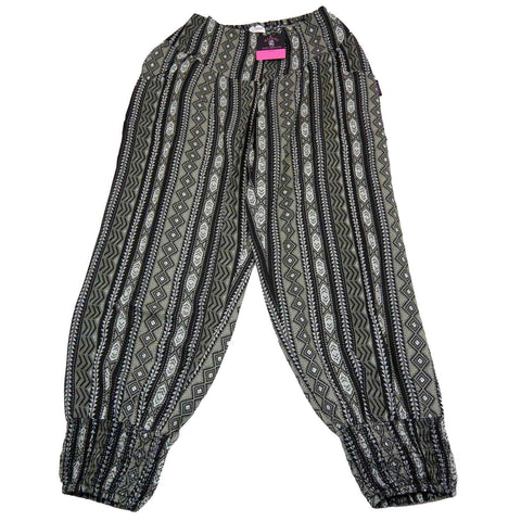 Hose Pants Charcoal Nijens