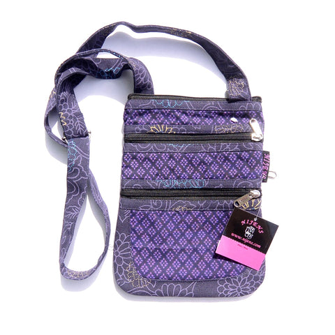 Cotton bag NijensTrimba purple-14