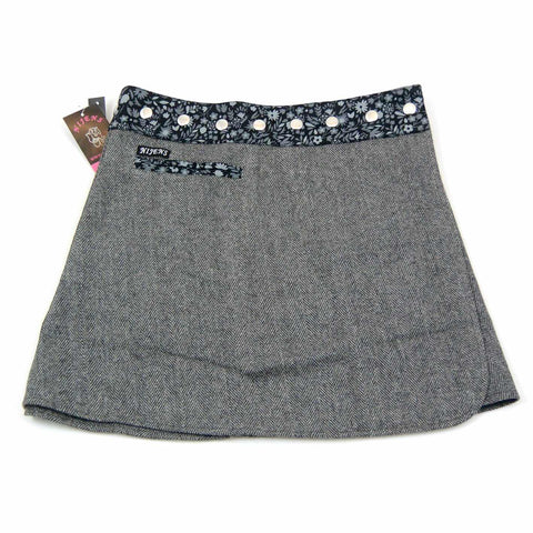 NijensTrufflin Tweed Short-04 Wickelrock