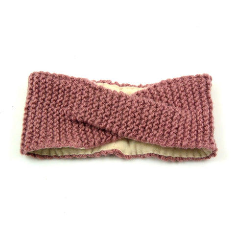 Headband NijensUronia dusky pink 31