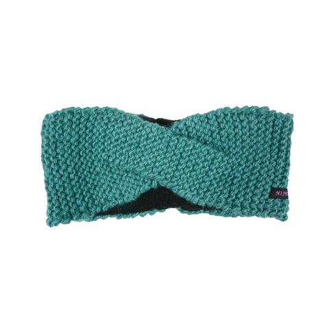 Nijens headband new wool Teal Uronia 44