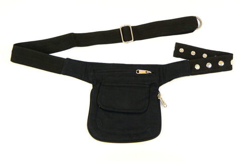 Hip bag black Uni Nijens Chiang Mai