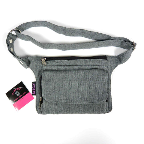 Bauchtasche Nijens Pouch Canvas Two Tone 22