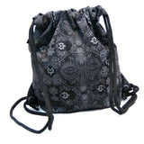 Backpack NijensPeethoo Bag Black-OM 02