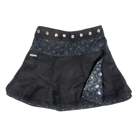Wenderock NijensSoufflé Tweed Short black-59