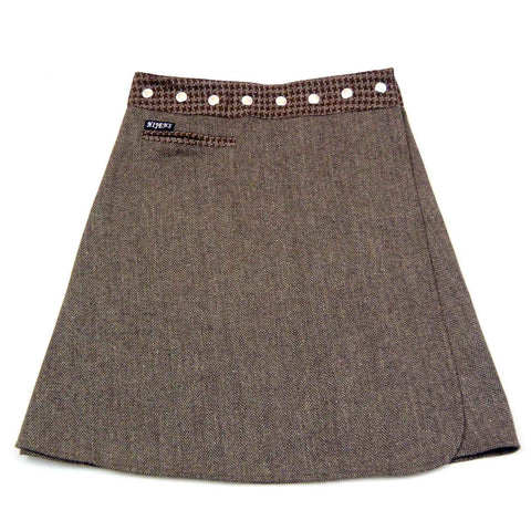 Wickelrock S-XL NijensTrufflin Tweed Long-18