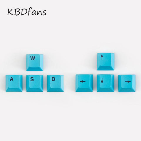 NPKC dye-sub keycaps WASD key  arrow key (10401118477)