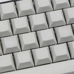 DSA Blank Mechanical keyboard Keycaps set