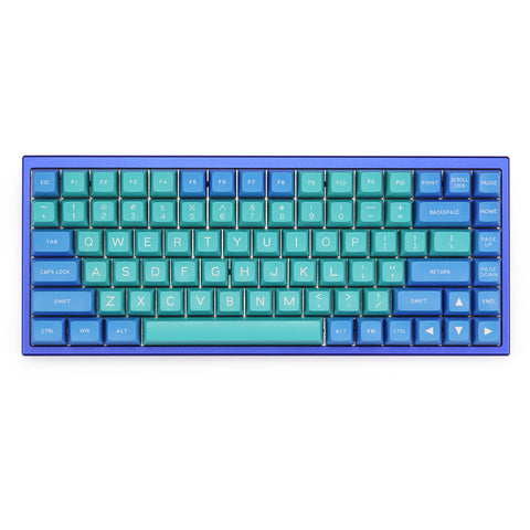 MaxKey deep blue Keycaps set (4426198548619)
