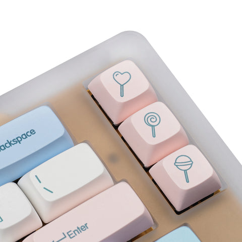 NP Lollipop Keycaps Set