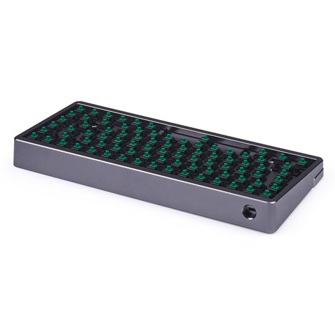 Fully Assembled D84 Gasket 75% Mechanical Keyboard