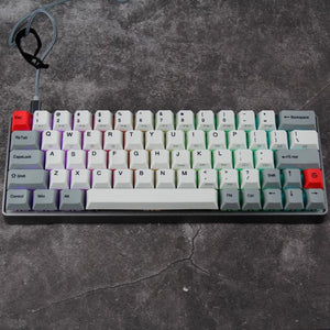 GK64 Mechanical keyboard 64key
