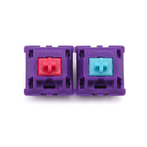 KBDfans x MITO Custom Laser Switches