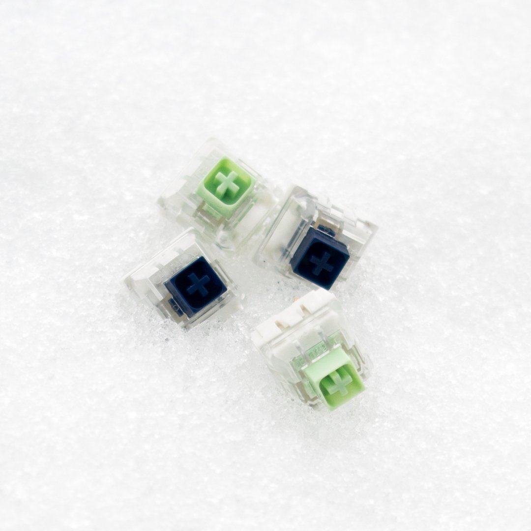 [Pre-order]NovelKeys x Kailh BOX Thick Clicks  Navy . Jade