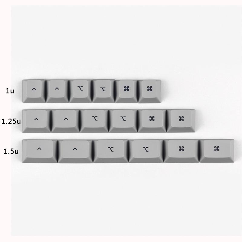18keys Cherry profile PBT mac kit