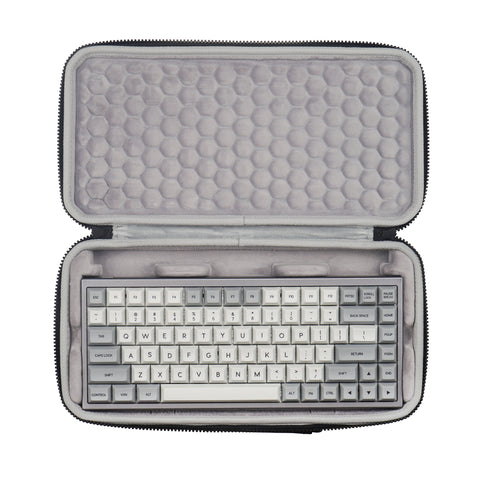 KBDfans 75% mechanical keyboard carrying case