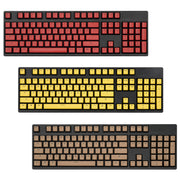 DOUBLE-SKIN PUDDING MECHANICAL KEYBOARD KEYCAPS