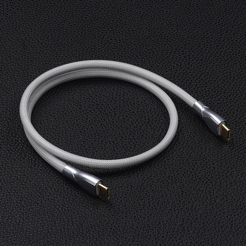 KBDfans Nylon Braided USB C to USB C Cable