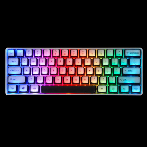 KBDFANS TOP PRINTED BACKLIT KEYCAPS