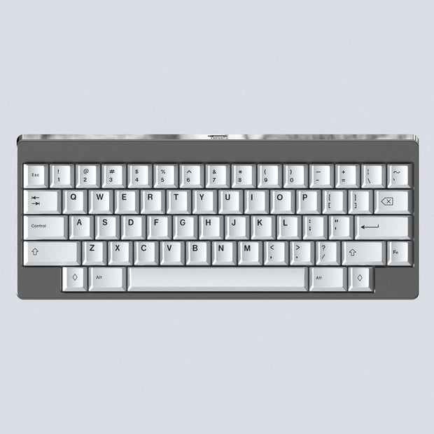 [GB]Enjoypbt Black on White with Icon Mods 159Keys