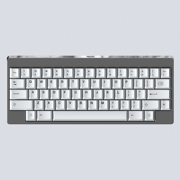 [GB]R2 Enjoypbt Black on White with Icon Mods 163Keys