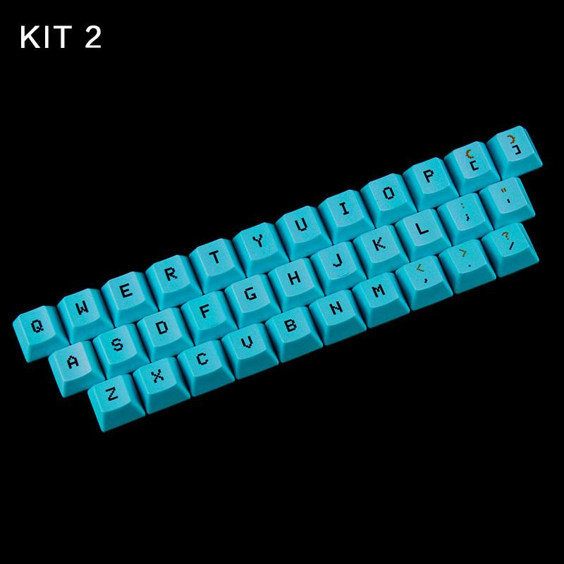 Electrostatic Capacitive PBT Keycaps