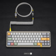 KBDfans Handmade Custom Mechanical Keyboard USB-C Cable