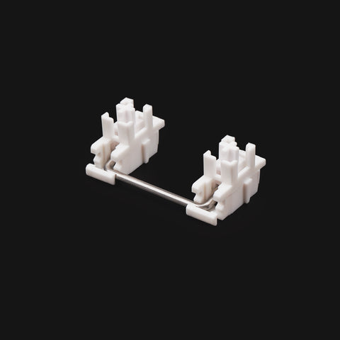 Gateron pre-lubed plate mounted stabilizers